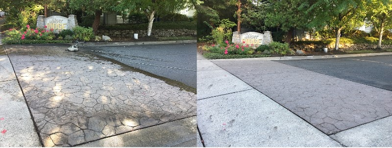 Silver-Ridge-entrence-before-after-1